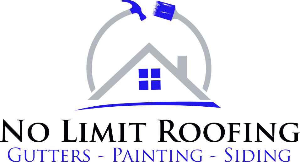 No Limit Roofing Gutters Painting Siding logo